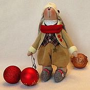 Куклы и игрушки handmade. Livemaster - original item Bunny Tilda