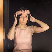 """Одежда ручной работы. Ярмарка Мастеров - ручная работа Блузка """"Чайная роза"""". Handmade."""