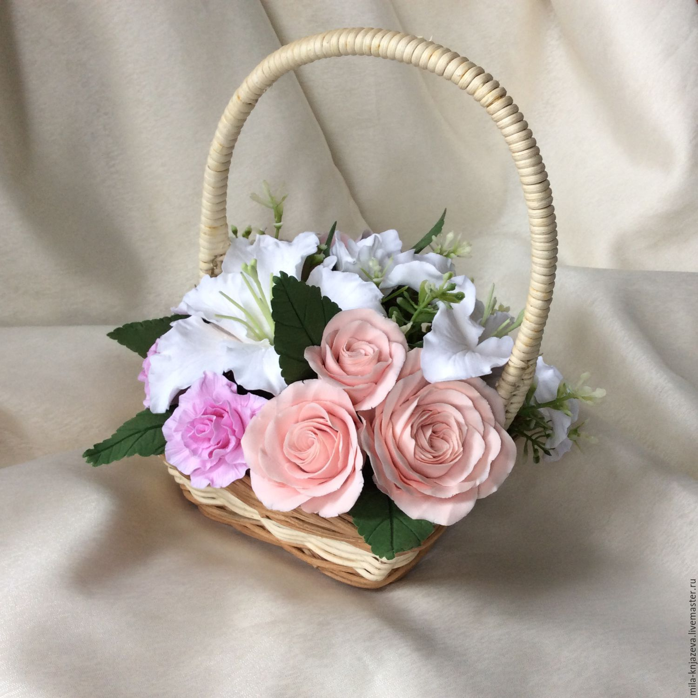 Цветы из полимерной глины: мастер-класс по изготовлению лилии и фото готовых изделий