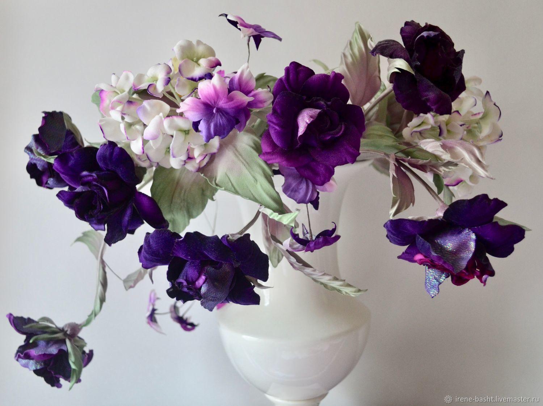 Букет Фиолет, Композиции, Москва,  Фото №1