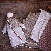 Куклы и игрушки ручной работы. Ярмарка Мастеров - ручная работа Народная русская куколка-Убоженька. Handmade.