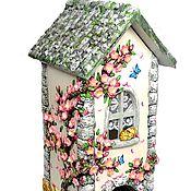 Для дома и интерьера handmade. Livemaster - original item Tea house Sakura blossom. Handmade.