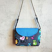 Работы для детей, handmade. Livemaster - original item Handbag for girl on a chain