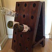Для дома и интерьера ручной работы. Ярмарка Мастеров - ручная работа Бар винный - арт. 025. Handmade.