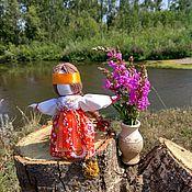 Куклы и игрушки handmade. Livemaster - original item Traditional doll amulet for fulfillment of desires Zelandica. Handmade.