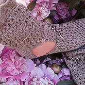 Обувь ручной работы. Ярмарка Мастеров - ручная работа Полусапожки. ...Батильоны. ... Handmade.