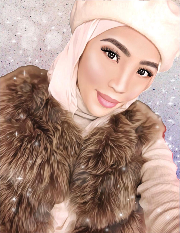 Арт портрет по фото, Фотокартины, Нур-Султан,  Фото №1