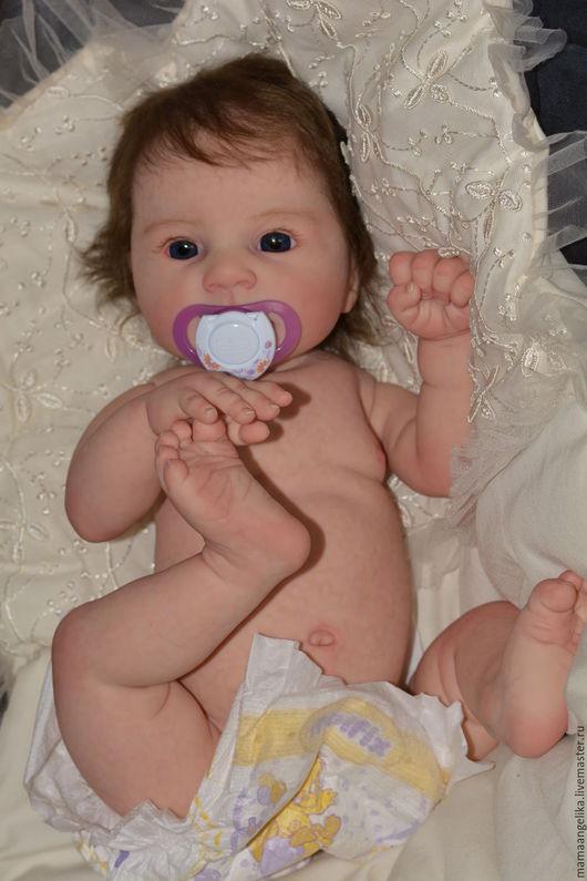 Куклы-младенцы и reborn ручной работы. Ярмарка Мастеров - ручная работа. Купить кукла реборн Ирина. Handmade. Реборн, Лауша