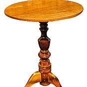 Для дома и интерьера ручной работы. Ярмарка Мастеров - ручная работа Декоративный круглый стол. Handmade.