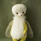 Куклы и игрушки handmade. Livemaster - original item Moth. Handmade.