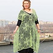 """Одежда ручной работы. Ярмарка Мастеров - ручная работа """"Green Spring"""" бесплатная доставка. Handmade."""