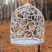 Свадебный салон handmade. Livemaster - original item Cage candy bar (wedding). Handmade.