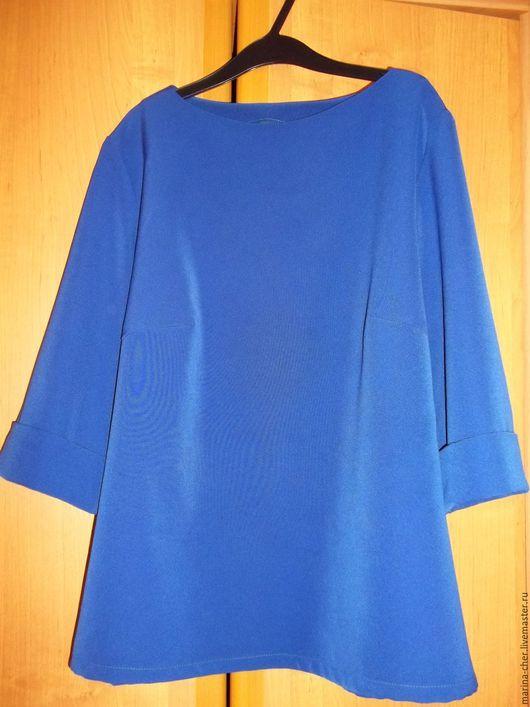 Большие размеры ручной работы. Ярмарка Мастеров - ручная работа. Купить Блузка женская. Handmade. Большие размеры, пошив одежды