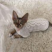 handmade. Livemaster - original item Sweater for animals. Handmade.