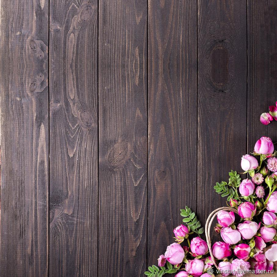 Фотофон виниловый Розовый шиповник, Фото, Курск, Фото №1