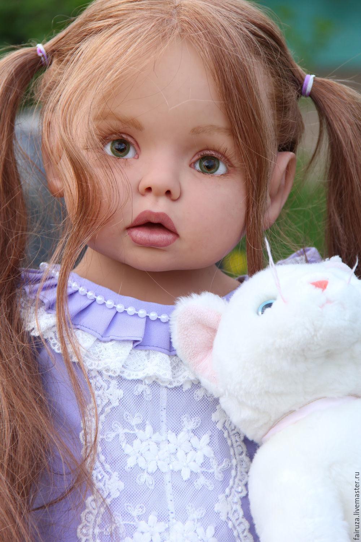 Куклы-младенцы и reborn ручной работы. Ярмарка Мастеров - ручная работа. Купить Кукла реборн тоддлер Фелиция. Handmade. Куклы