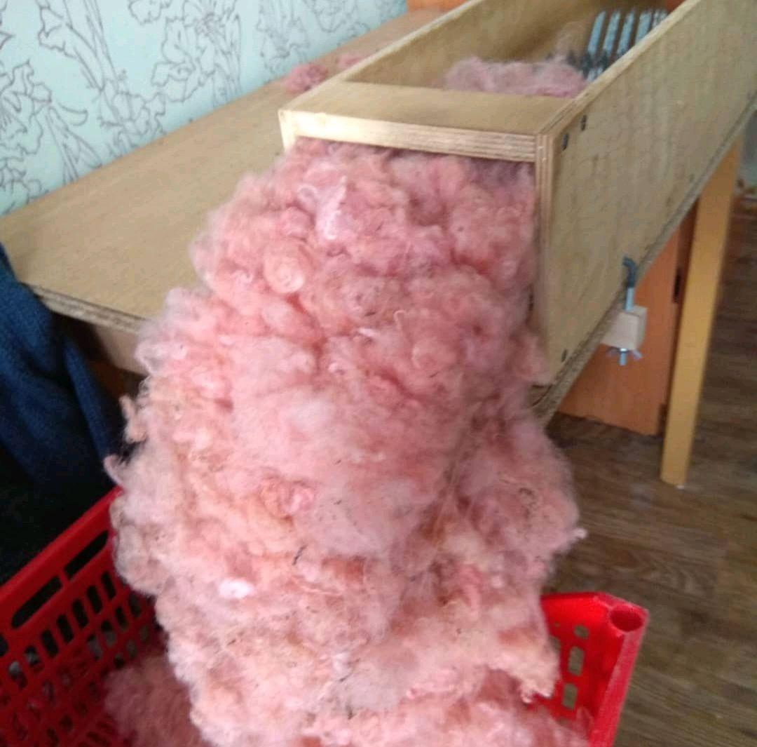 Трепалка для шерсти.( wool picker) – заказать на Ярмарке Мастеров – FZ3HZRU | Инструменты для вязания, Новосибирск