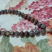 Фен-шуй и эзотерика handmade. Livemaster - original item Rosary made of natural opal 33 beads and 925 silver. Handmade.
