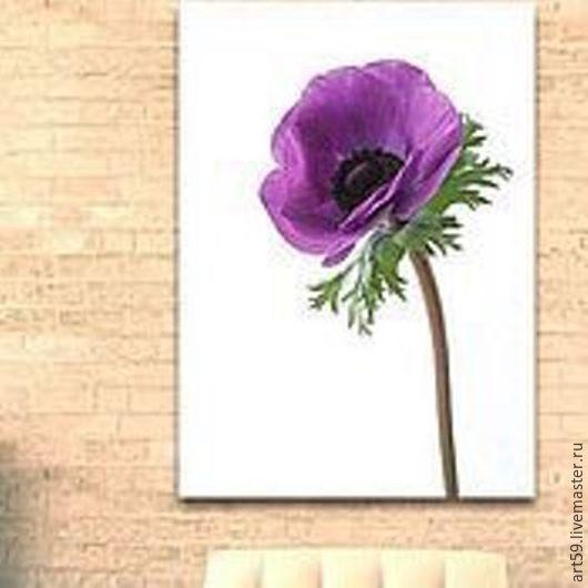 Картины цветов ручной работы. Ярмарка Мастеров - ручная работа. Купить картина Цветок. Handmade. Разноцветный, цветы ручной работы
