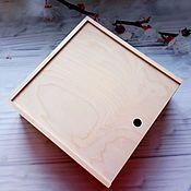 Шкатулки ручной работы. Ярмарка Мастеров - ручная работа Деревянный пенал - шкатулка, сосна, подарочный пенал, разные размеры. Handmade.