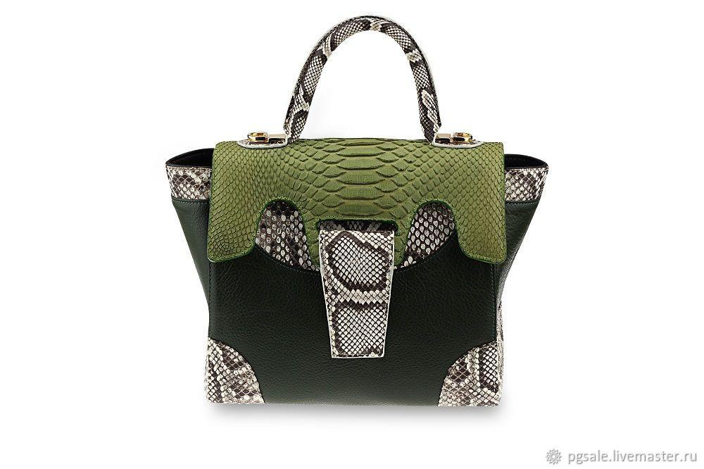 Выбор сумок из кожи