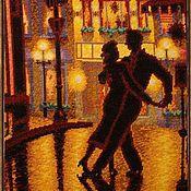 Картины и панно ручной работы. Ярмарка Мастеров - ручная работа Полуночный танец. Handmade.