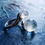 Кольца ручной работы. Ярмарка Мастеров - ручная работа Кольцо Bubbles. Handmade.