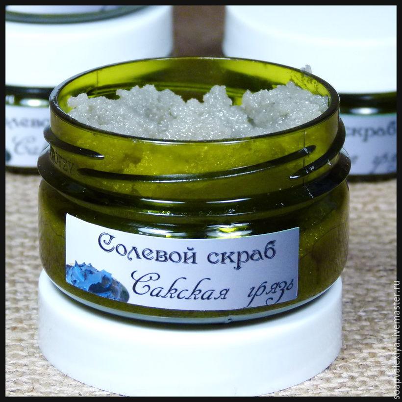 Сахарно-солевой скраб от целлюлита отзывы