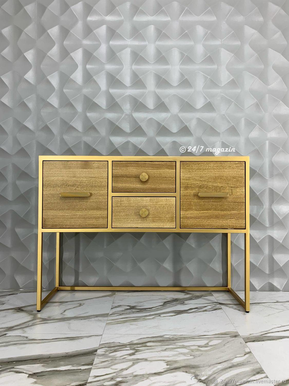 Gold BILLION console, Dressers, Yaroslavl,  Фото №1