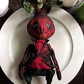 Куклы и игрушки ручной работы. Ярмарка Мастеров - ручная работа Бурачок. Handmade.