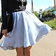 """Юбки ручной работы. Валяная юбка """"Серебро"""". Ирина Аллаярова. Ярмарка Мастеров. Юбка валяная, войлочная юбка, красивая юбка"""