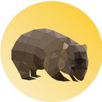 Square.Wombat - Ярмарка Мастеров - ручная работа, handmade