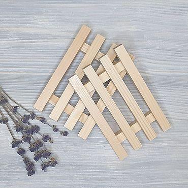 Косметика ручной работы. Ярмарка Мастеров - ручная работа Эко-мыльница. Handmade.