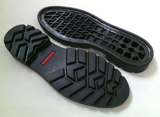 """Валяние ручной работы. Ярмарка Мастеров - ручная работа. Купить Подошва для обуви """"BAGIRA"""". Handmade. Черный, подошва для валенок"""