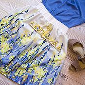 Одежда ручной работы. Ярмарка Мастеров - ручная работа Летняя юбочка. Handmade.