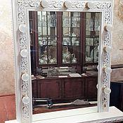 Для дома и интерьера ручной работы. Ярмарка Мастеров - ручная работа зеркало для макияжа. Handmade.