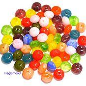 Материалы для творчества handmade. Livemaster - original item 20gr Czech Beads Mix Baby Lentils 1 Czech beads Preciosa. Handmade.