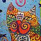 """Запись онлайн мк Панно """"Прогулка по радуге"""". Обучающие материалы. Полех Наталья. Интернет-магазин Ярмарка Мастеров.  Фото №2"""