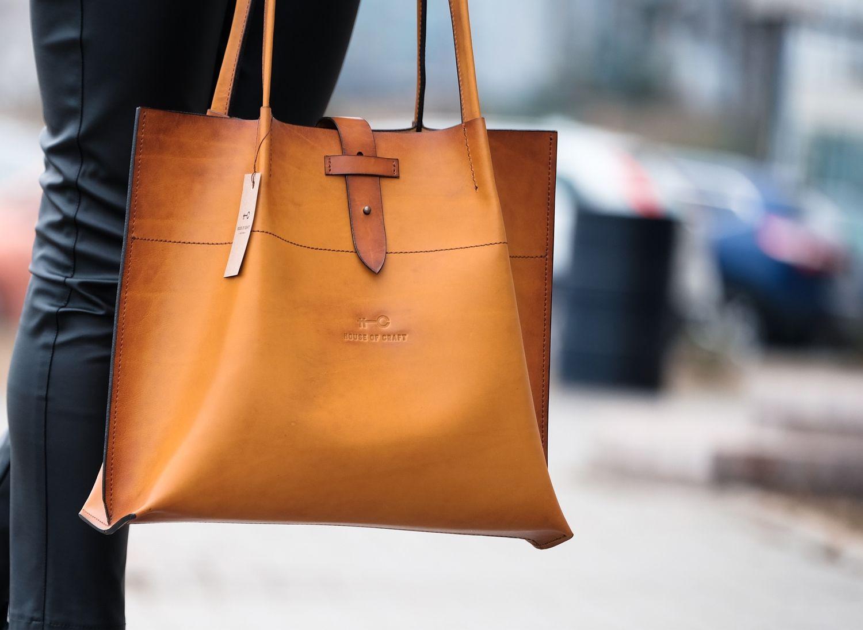 c98ac7ec59c2 Купить Сумка шопер Улла. Женские сумки ручной работы. Сумка шопер Улла.  House of Craft.
