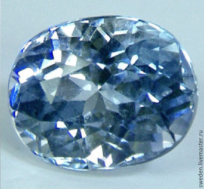 SAPPHIRE 0,23 CT natural VVS, Beads1, Moscow,  Фото №1