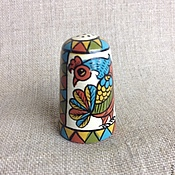 Сувениры и подарки handmade. Livemaster - original item Thimble wood collectible