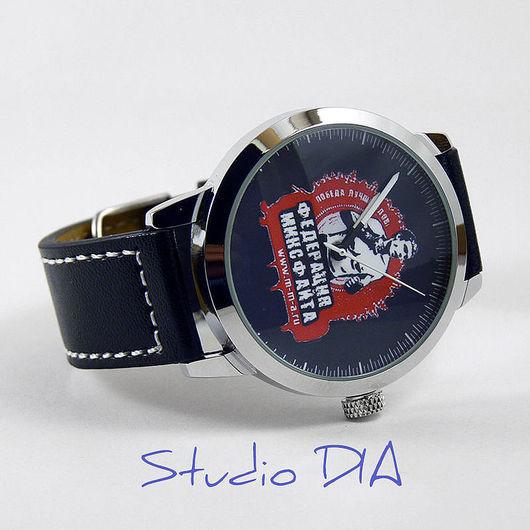 Часы Под Заказ - MixFight. \r\nЧасы с индивидуальным дизайном под заказ.\r\nСтудия Дизайнерских Часов DIA.