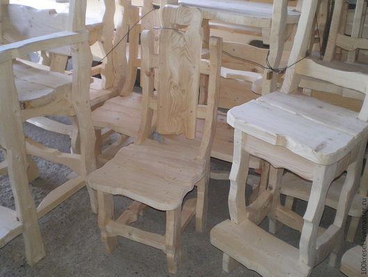 Мебель ручной работы. Ярмарка Мастеров - ручная работа. Купить Стул. Handmade. Стул, русский стиль, мебель из дерева