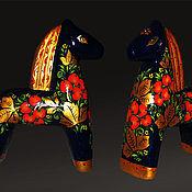Подарки к праздникам ручной работы. Ярмарка Мастеров - ручная работа Лошадка. Handmade.
