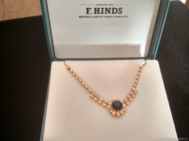 Necklace, Vintage necklace, Vladimir,  Фото №1