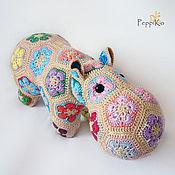 Куклы и игрушки ручной работы. Ярмарка Мастеров - ручная работа Радужный Мотя. Handmade.