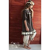 """Работы для детей, ручной работы. Ярмарка Мастеров - ручная работа Платье """"Полли"""". Handmade."""