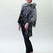 Одежда ручной работы. Ярмарка Мастеров - ручная работа Жакет из шерсти ИГРА. Handmade.