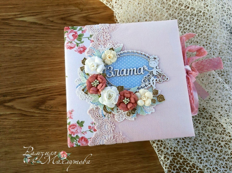 Альбом с балеринами для девочки 7 лет, Фотоальбомы, Уфа,  Фото №1