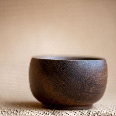 Посуда ручной работы. Ярмарка Мастеров - ручная работа Пиала из Кавказского ореха. Handmade.